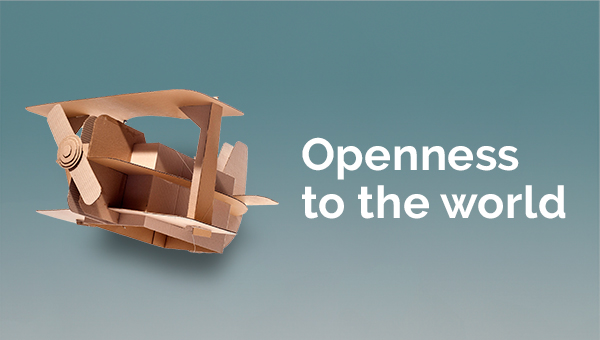 Openness to the world
