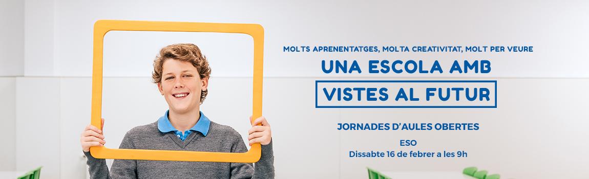 Jornada Aules Obertes 2019 ESO Escola Meritxell Mataró