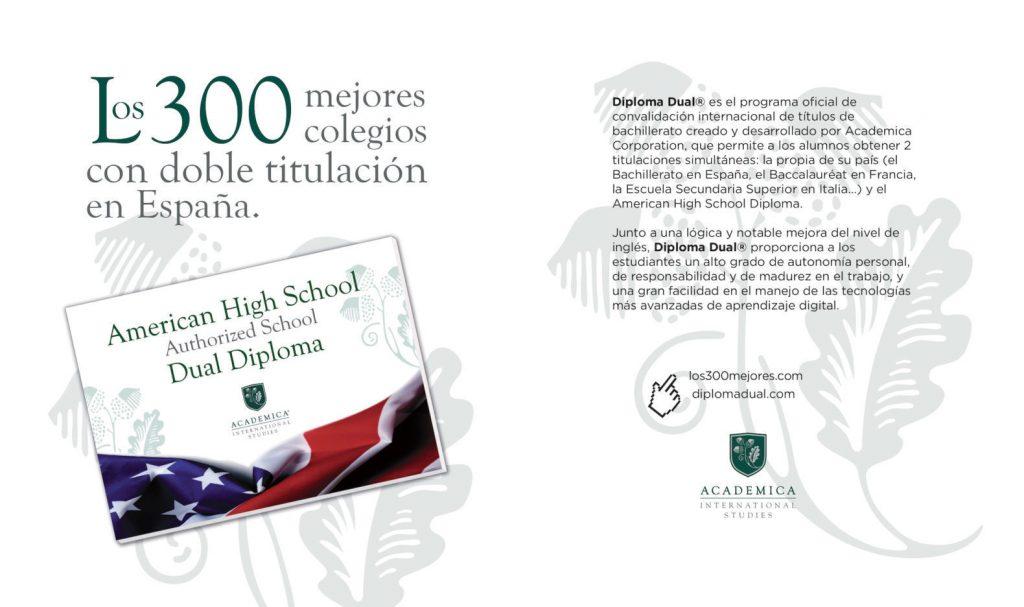 L'Escola Meritxell de Mataró entre les 300 millors escoles de doble titulació