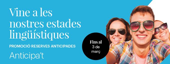 Colonies i estades a l'estranger d'anglès CIC Escola Meritxell - Mataró