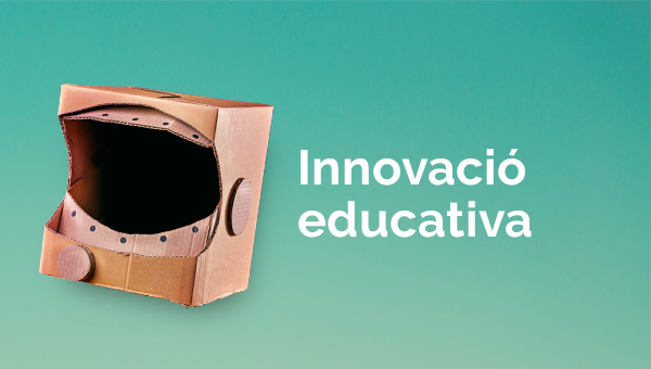 Innovacio educativa Escola Meritxell Mataró