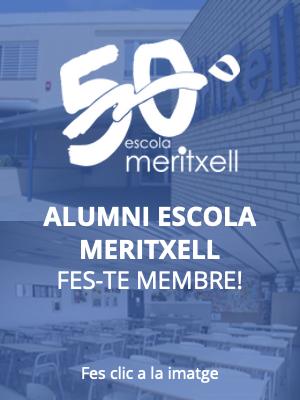 Alumni Escola Meritxell de Mataró 50 aniversari