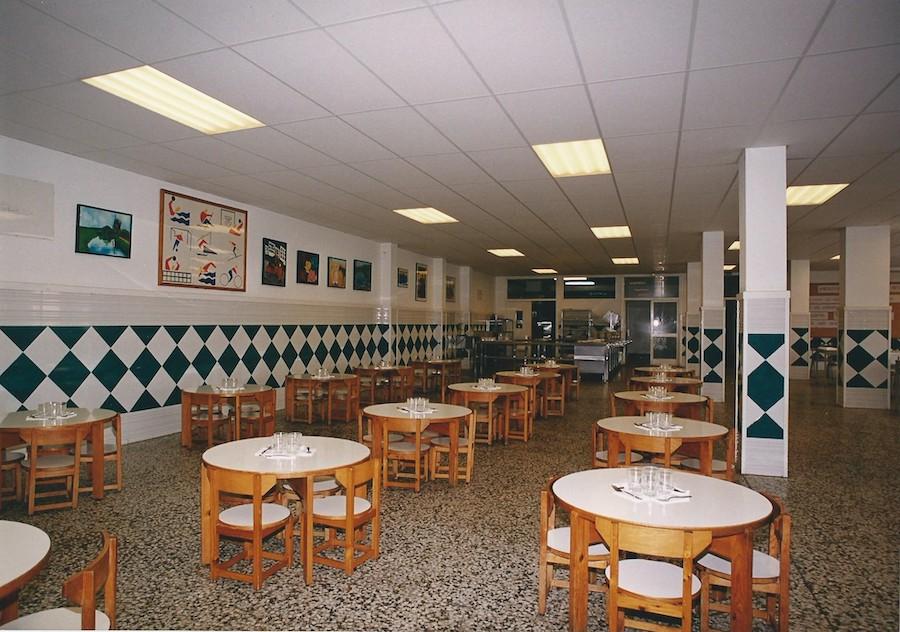 Menjador Antic Escola Meritxell de Mataró