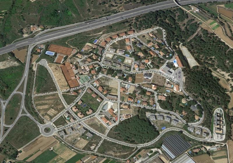 Urbanització Can Quirze, Mataró